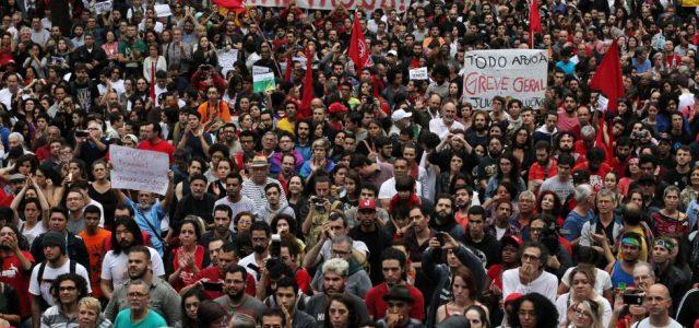 Brasil – ¡Derribar las contrarreformas y a Temer juntos!