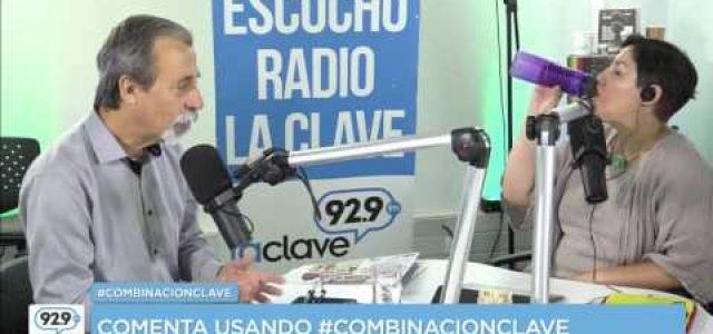 Chille – Beatriz Sánchez y Luis Mesina No + AFP: