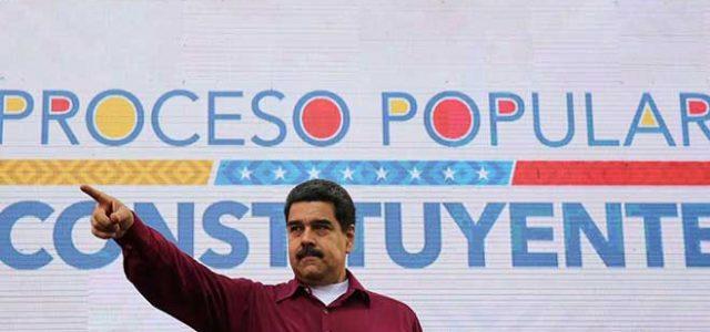 Venezuela – La Asamblea Constituyente y las tareas de los revolucionarios