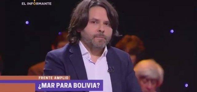 Chile – Revisa la respuesta de Alberto Mayol sobre #MarParaBolivia