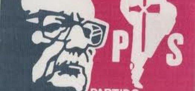 Las dos muertes del Partido Socialista de Chile