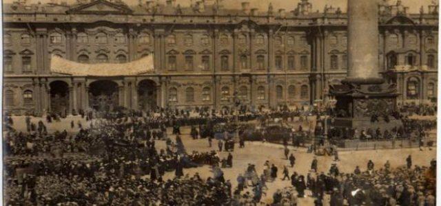 Revolución Rusa – Mayo de 1917: Un Gobierno provisional  débil, pero el movimiento revolucionario no ha podido tomar el poder