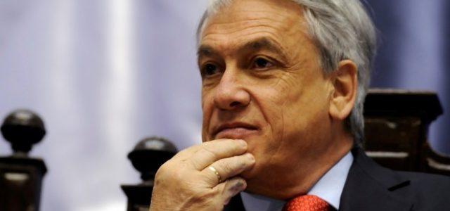 Chile – Piñera descarta participar en Comisión por Caso Exalmar