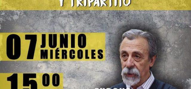 Chile – Presentación Propuesta  NO + AFP en Puente Alto, el 7 de junio