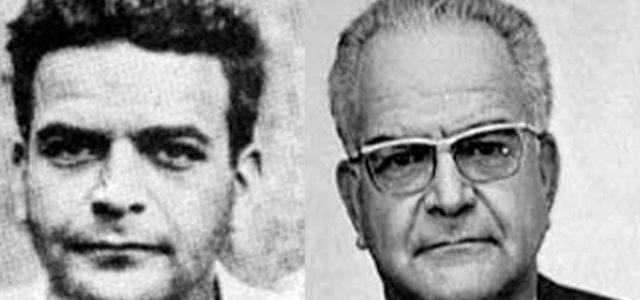 Historia clínica del asesino de León Trotski