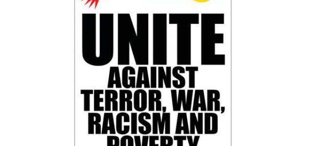 Gran Bretaña – Atentado en Manchester: Unidos contra el terrorismo, la guerra y el racismo