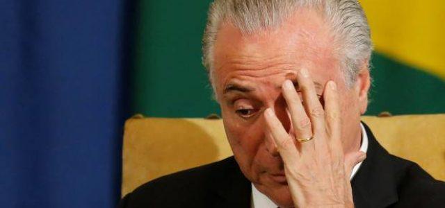 Brasil: Derribar las contrarreformas y  a Temer juntos!