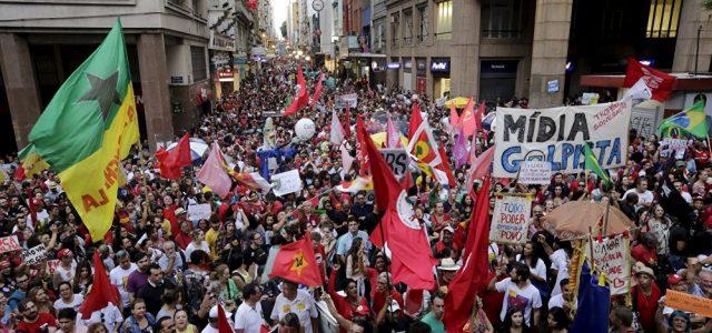 Brasil La desarticulación predomina