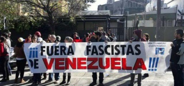 Venezuela recibe solidaridad mundial ante agresiones violentas