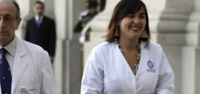 Chile – la primera mujer en presidir el Colegio Médico