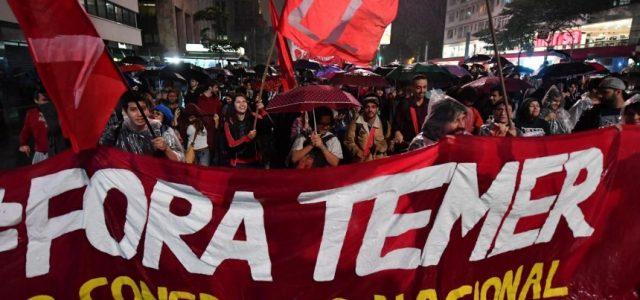 Brasil – Temer acusado de corrupción