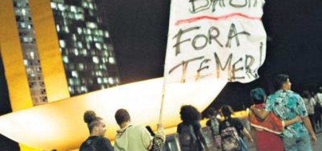 Brasil – El fiscal general acusó a Temer por corrupción
