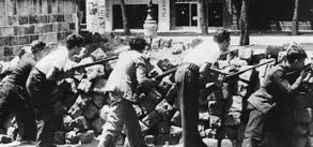Barcelona, 1937: 4 días de mayo que señalan el fin de la revolución social
