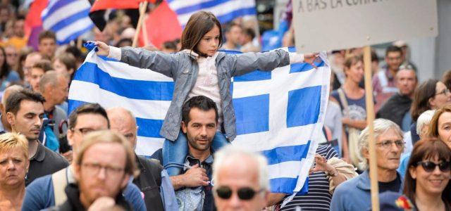 Los europeos siguen sometiendo a Grecia al suplicio