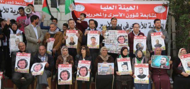 Israel / Palestina:Luchando con el estómago vacío