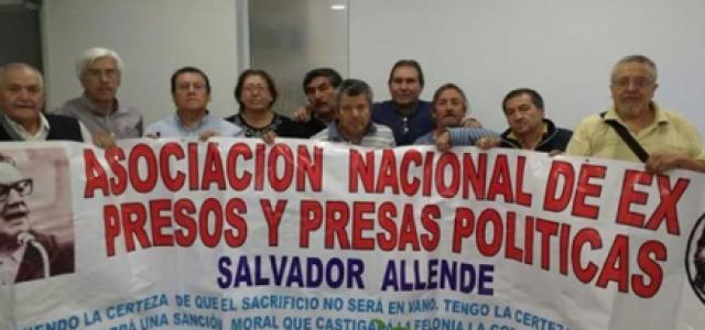 Chile – Ex presos políticos se toman cinco sedes del INDH