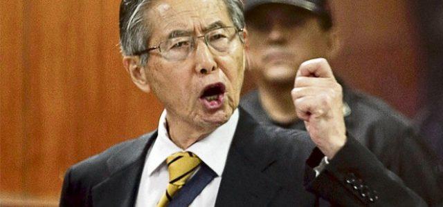 ¿Un indulto para Fujimori en Perú?
