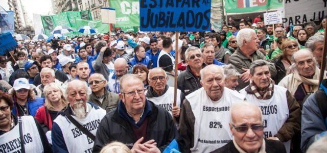 Argentina – ATE y APOPS en defensa de la Previsión y la Seguridad Social