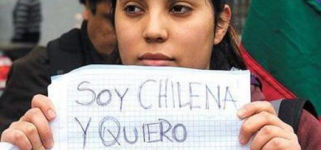 Chile – Franja Alberto Mayol: Capítulo 12 (25 de junio)