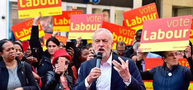 Elecciones en Gran Bretaña • Corbyn se presenta con el programa más a la izquierda en décadas