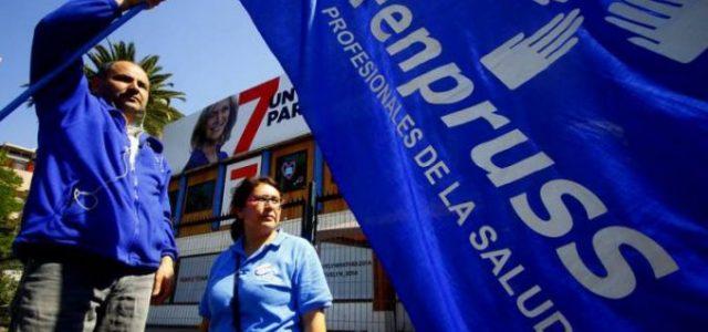 Chile -Fenpruss se convierte en el primer gremio en desafiliarse de la CUT