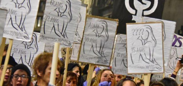 Uruguay – Feministas marcharon y responsabilizaron al Estado de la violencia de género