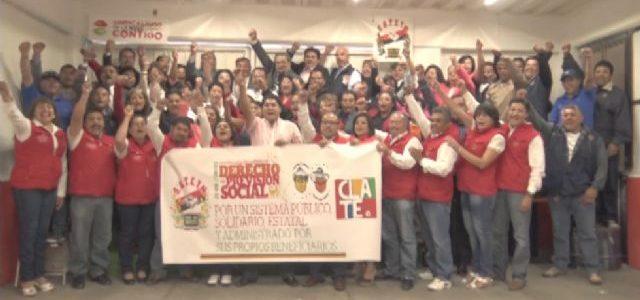 México -SUTEyM se suma a la Campaña Continental en defensa de la Previsión Social