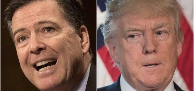 EEUU – El escándalo Comey continúa: El régimen de Trump se enfrenta a una crisis creciente