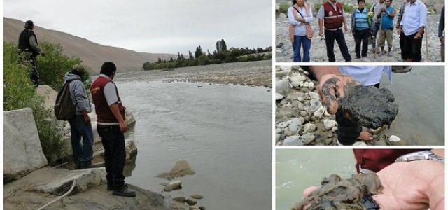 Perú – Camaroneros denuncian contaminación de río Tambo