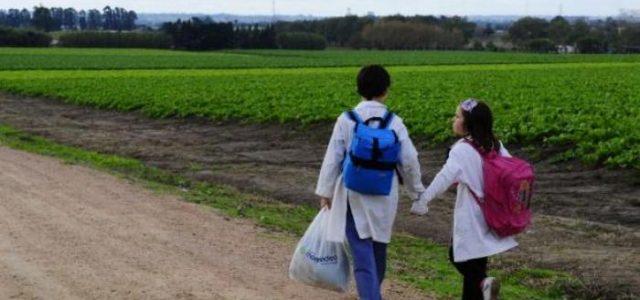 Uruguay –Lenta agonía: las escuelas rurales luchan por sobrevivir