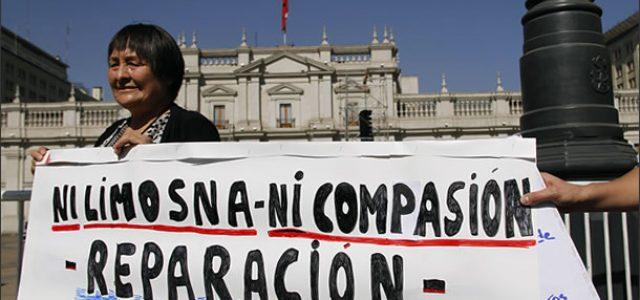 Chile – Ex presos políticos: ¡¡¡EL GOBIERNO MIENTE!!