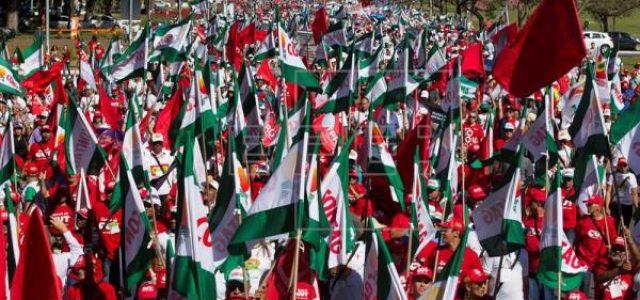 Brasil –El papel de las centrales sindicales ante el impasse brasilero