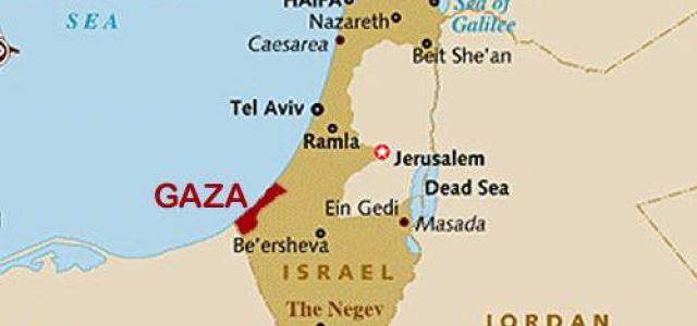 Palestina  –Gaza al borde de la catástrofe