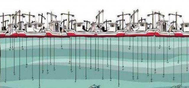 """""""Ocean Grabbing"""" o la Depredación Internacional de los Recursos Pesqueros"""
