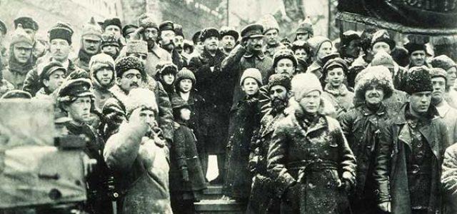 A cien años de la Revolución de Octubre • La teoría de la revolución permanente