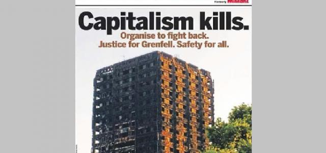 El incendio de la Torre Grenfell deja al descubierto a todo establishment británico