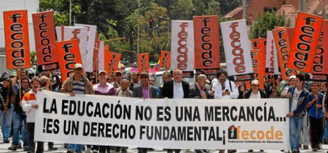 Colombia. La lucha magisterial logra resultados