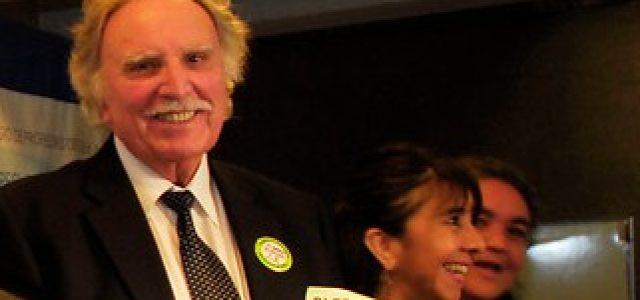 Chile – Dr. Edgardo Condeza en el lanzamiento del Plebiscito NO + AFP