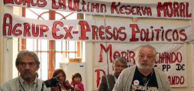 Chile – Nuevas movilizaciones de ex presos políticos
