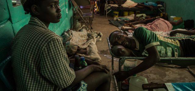 La ONU llevó el cólera a Haití y no ha podido controlar el brote