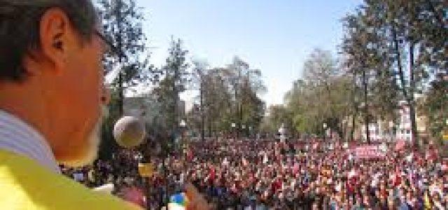 """Chile – Entrevista a Luis Mesina: """"EL DESAFÍO DEL FRENTE AMPLIO ES DISPUTAR LAS TEMÁTICAS DEL MUNDO DEL TRABAJO"""""""