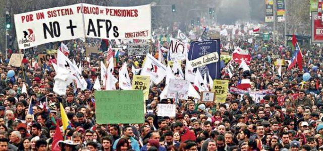 Chile – No+AFP agenda plebiscito nacional: modelo de reparto o capitalización individual