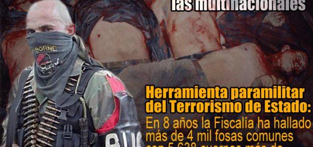 Colombia –Brujas,perrasy narcoparamilitares