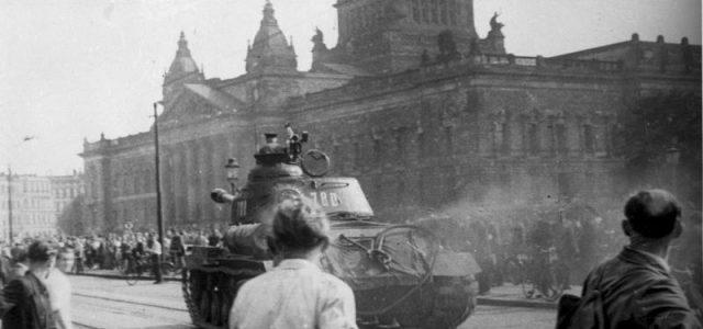 Berlín Oriental, la rebelión popular de 1953