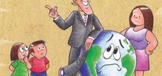 """Cartilla """"TPP… ¡Tranquilos! El progreso no para"""" – Gobiernos dispuestos a todo para el crecimiento… de las transnacionales"""
