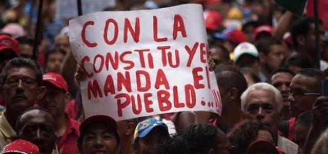 Venezuela: Para derrotar a la contrarrevolución y acabar con el capitalismo y la burocracia, todo el poder a los trabajadores