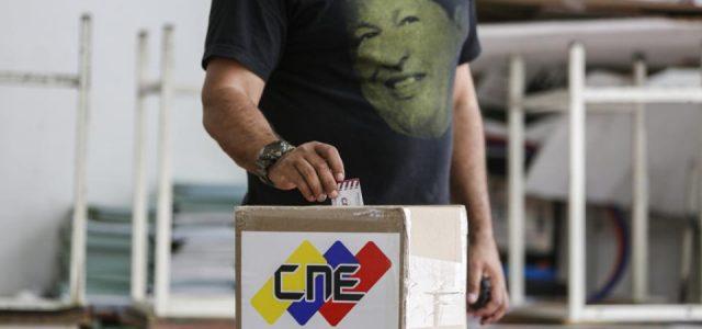 Elección para una Asamblea Constituyente en Venezuela