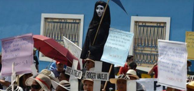 En todo el mundo, están asesinando a los defensores del medio ambiente