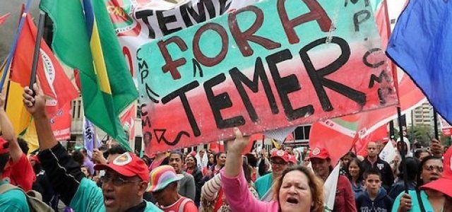 Brasil –Un paquete de maldades contra los trabajadores