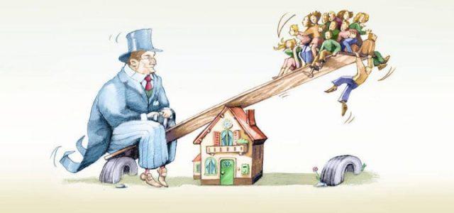 Desigualdad Social: El 0,1% más rico de Chile concentra el 19,5% de la riqueza del país